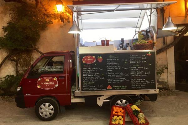 Cimotto Truck Roma