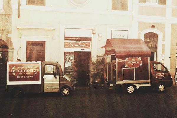 Er Cimotto Food Truck
