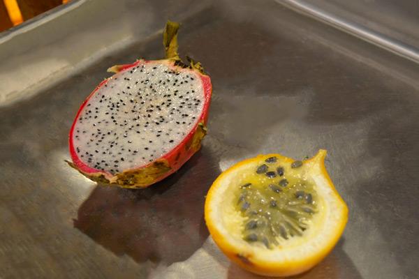 frutta esotica - estratti di frutta esotica