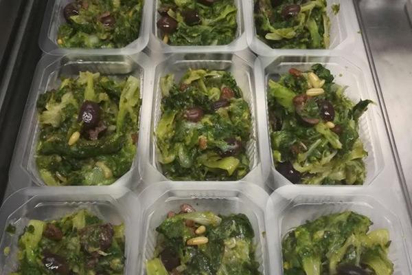 verdure pronte Roma