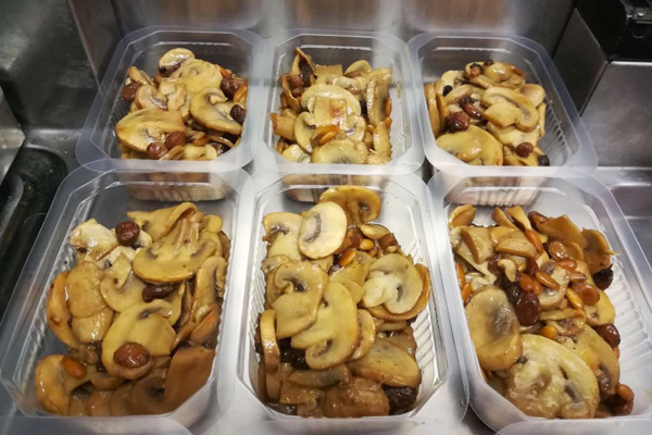 Er Cimotto food lab funghi