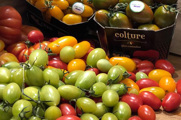 frutta e verdura fresca Roma