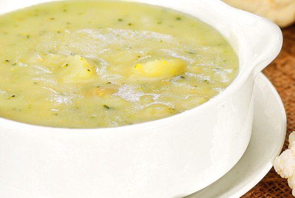 Zuppa-di-cavolo al latte