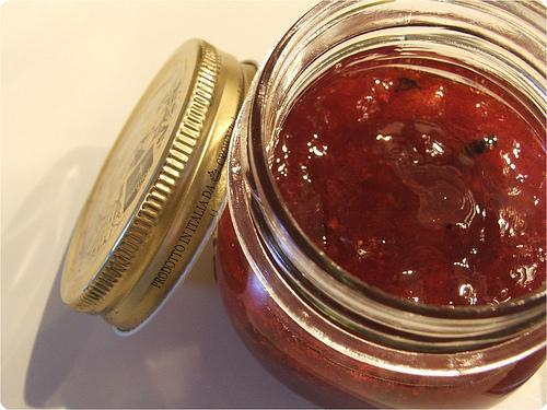 confettura di fragole
